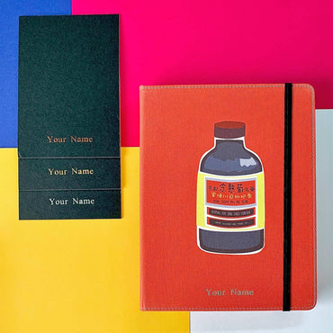 ABC Cough Syrup NOTEBOOK