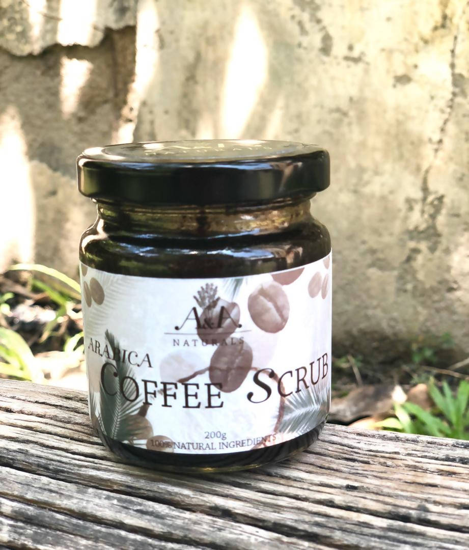 Arabica Coffee Scrub 200gm