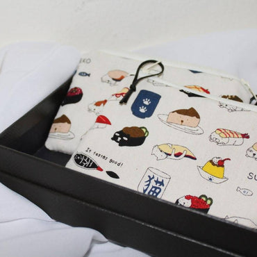 Eight Eight Pouch Collection : Sushi Pouch
