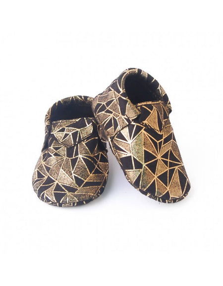 Bebebundo Baby Leather Shoes - Dazzle Party 2020
