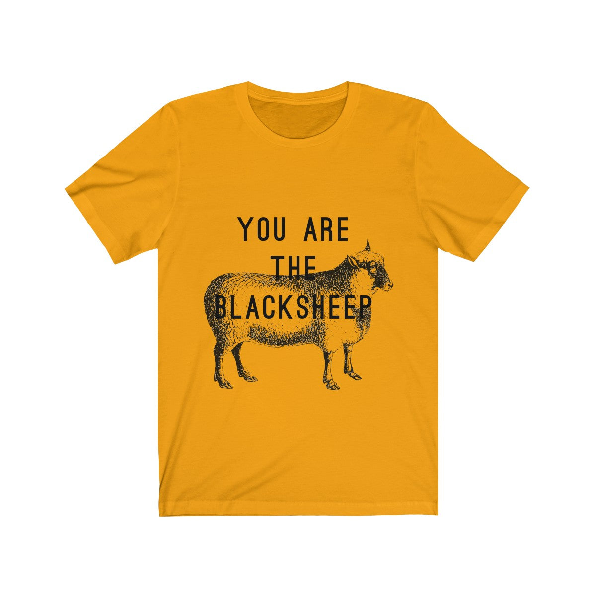 You Are The Blacksheep