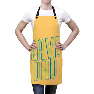 Rave Dad BBQ Apron