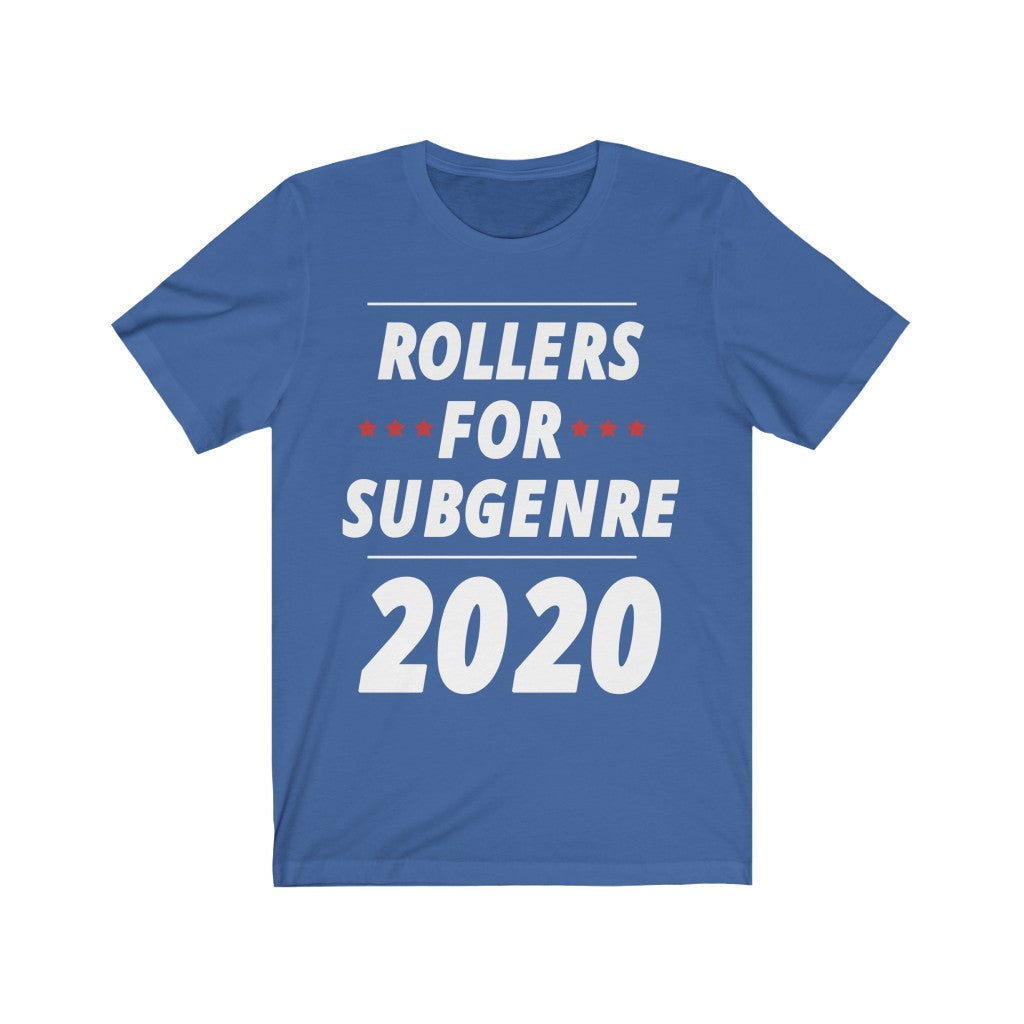 Rollers For Subgenre 2020