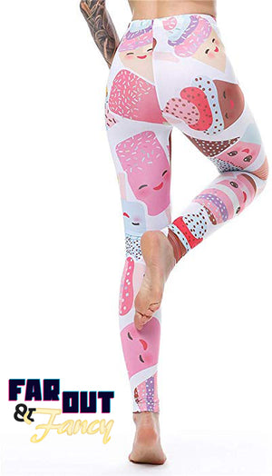 Fancy Cones Leggings