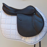 "Stubben Zaria 17"" 29 Jump saddle with Biomex (SKU182) - Buy It Now"