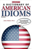 A Dictionary of American Idioms 5ED
