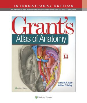 Grant's Atlas of Anatomy, 14E