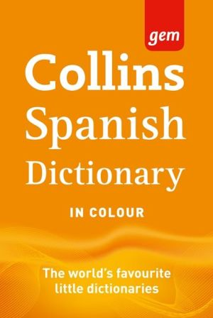 Collins Gem Spanish Dictionary 9E