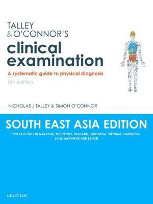 Clinical Examination : A Systematic Guide to Physical Diagnosis, 8e