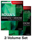 Rosen's Emergency Medicine: Concepts and Clinical Practice, 2-Volume Set, 9th Edition
