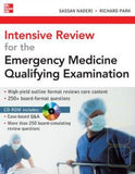 Intensive Review for the Emergency Medicine Qualifying Examination (Intensive Review Book & CD Rom)