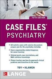 Case Files Psychiatry, 5e