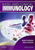 Basic and Clinical Immunology, with STUDENT CONSULT access, 2nd Edition