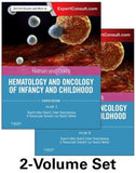 Nathan and Oski's Hematology and Oncology of Infancy and Childhood, 2 Vol, 8e