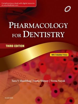 Pharmacology for Dentistry, 3e
