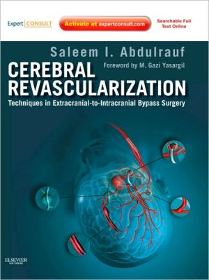 Cerebral Revascularization **