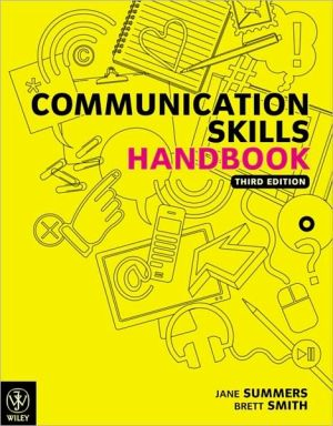 Communication Skills Handbook, 3e **