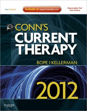 Conn's Current Therapy 2012 **