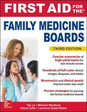 First Aid For The Family Medicine Boards, 3e