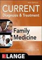 Current Diagnosis & Treatment in Family Medicine, 4E ISE