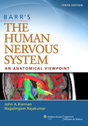 Barr's The Human Nervous System IE, 10e