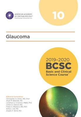 2019-2020 BCSC , Section 10: Glaucoma