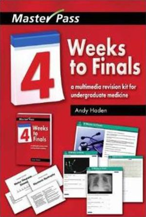 MasterPass: Four Weeks to Finals