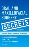 Oral and Maxillofacial Surgery Secrets, 3rd Edition
