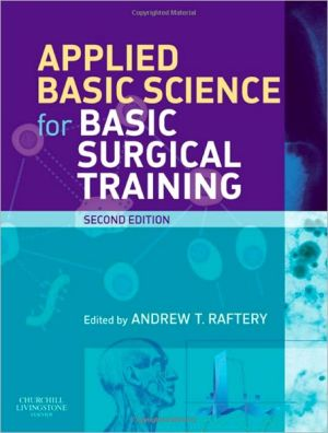 Applied Basic Science for Basic Surgical Training, IE, 2e **