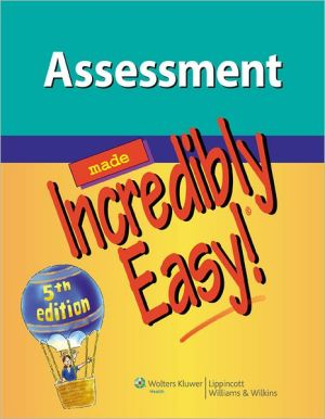 Assessment Made Incredibly Easy!, 5e