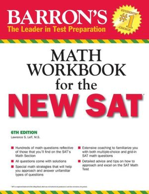 Barron's Math Workbook for the New SAT **