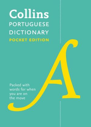 Collins Pocket Portuguese Dictionary 6E