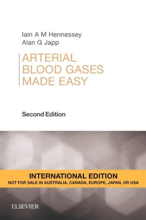 Arterial Blood Gases Made Easy IE, 2nd Edition