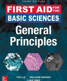 First Aid For The Basic Sciences: General Principles, 3E