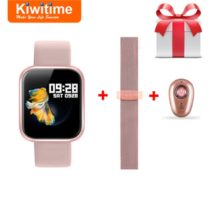 Women Men Smartwatch Waterproof