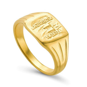 NYC Signet Ring