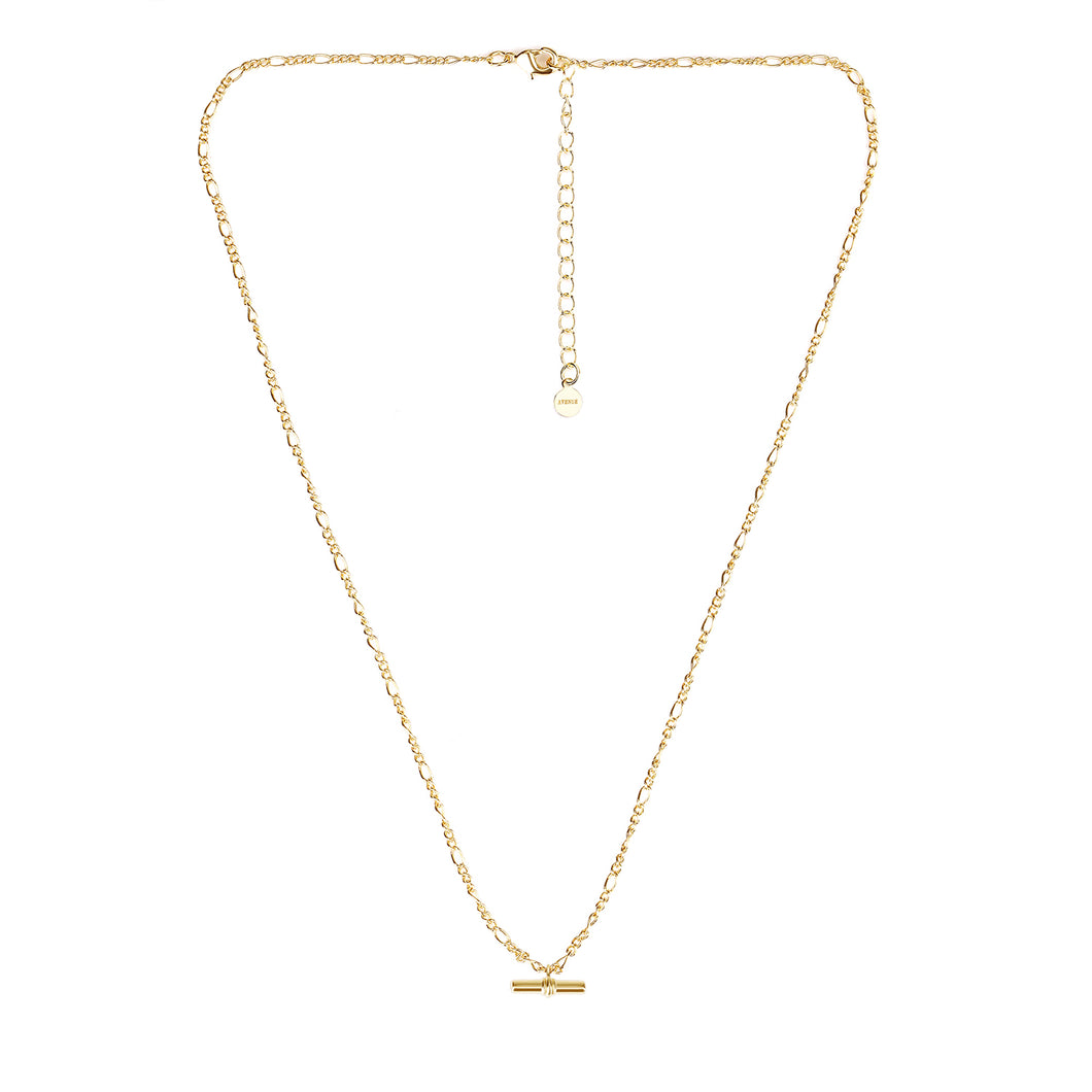 Klio Bar Necklace