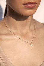 Load image into Gallery viewer, Vedere Tag Necklace