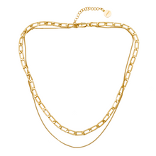 Load image into Gallery viewer, Cerise Chain Necklace