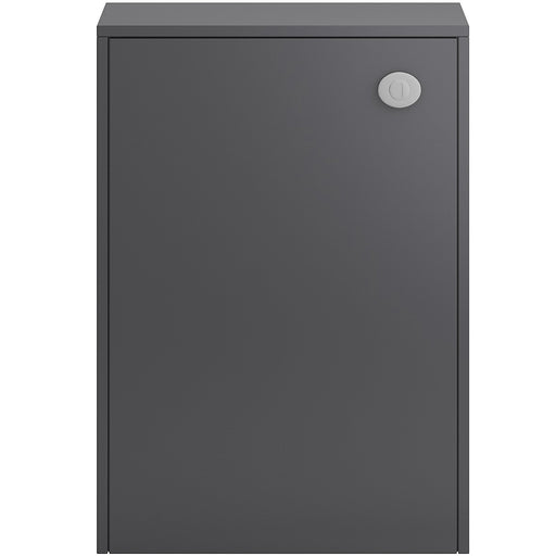 CLEARANCE Hudson Reed Coast Back to Wall WC Unit, 600mm Wide, Grey
