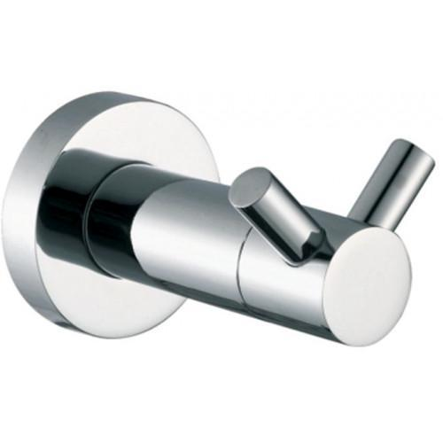 Abacus Halo Double Robe Hook
