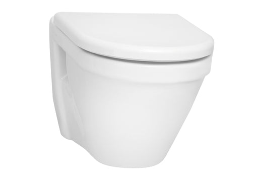 Vitra S50 Wall Hung Toilet Pan, White