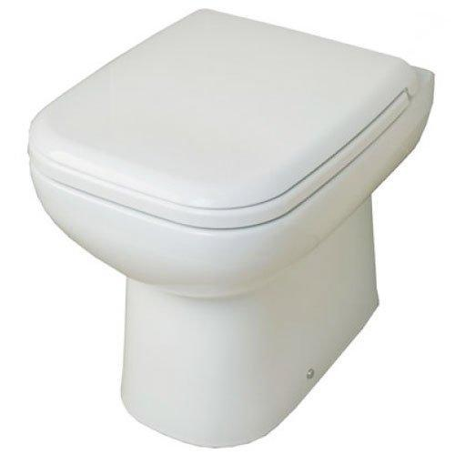 RAK Origin 62 Back to Wall Toilet WC 500mm Projection - Soft Close Seat