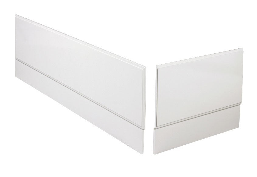 Phoenix  1800mm MDF Front Panel White Gloss - PAN180W