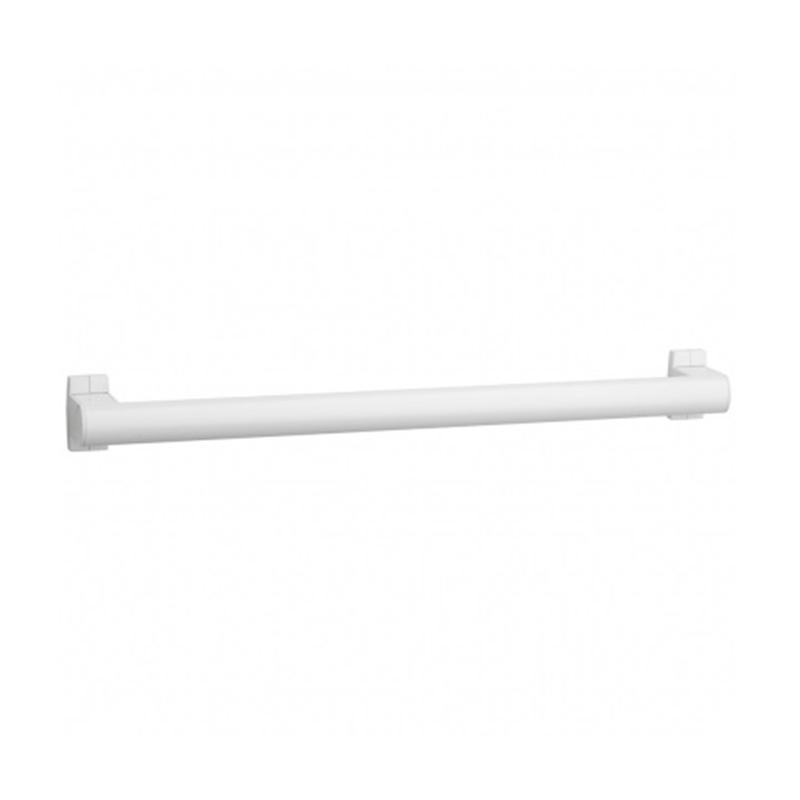 Abacus Pellet Assisted Living Products Aris Single Towel Bar 500mm White