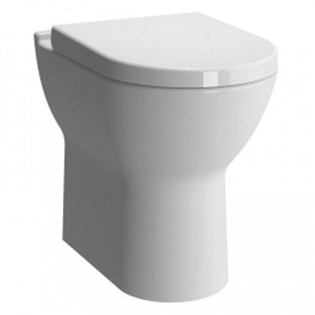 Vitra S50 Comfort Height Back to Wall WC Pan - Pan Only