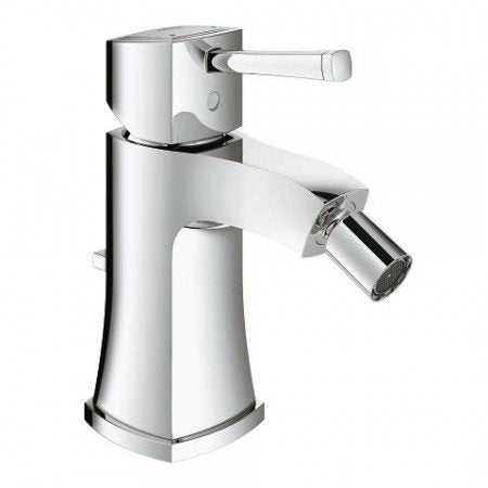 Grohe Grandera Bidet Mixer & Pop-Up Waste, M-Size 23315