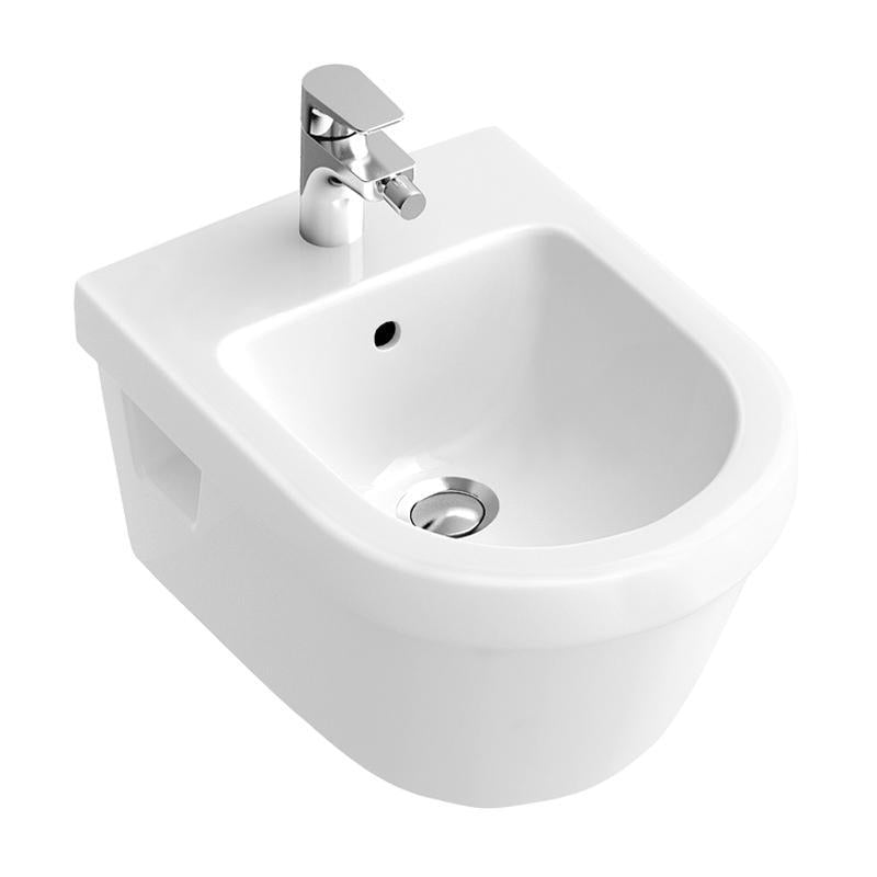 Abacus Opaz 2 Wall Hung Bidet 370x530mm
