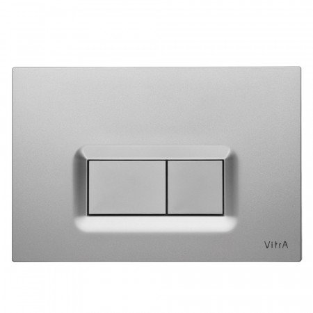 Vitra Loop R Dual Flush Plate (Anti-fingerprint)