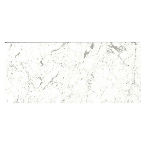 Cassellie Tongue and Groove Wet Wall Panel 2400mm x 1000mm x 2 Panels 10mm - Grey Marble